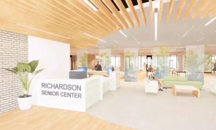 Senior Center Offers Sneak Peek Into New Facility
