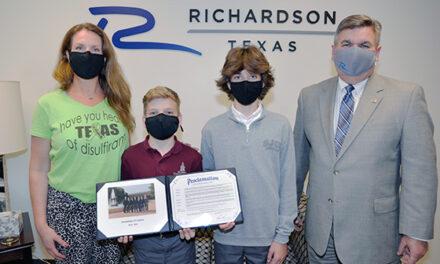 Mayor Recognizes Lyme Disease Awareness Month; Precautions Encouraged
