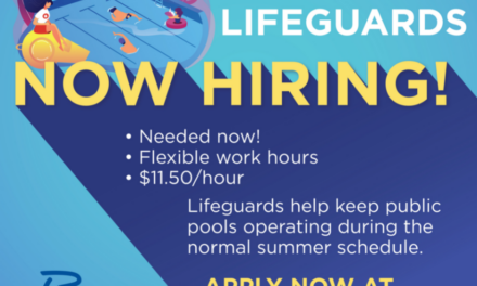 Now Hiring: Lifeguards for Richardson's City Pools