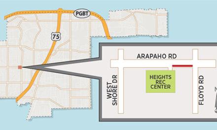 Arapaho Lane Closure Expected Near Heights Park