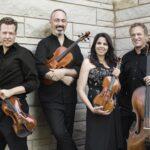 Chamber Music International Hosts Pacifica String Quartet June 19