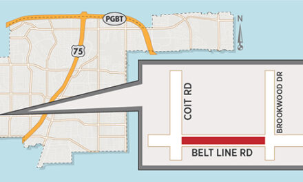 Utility Work May Cause Delays Near Coit/Belt Line