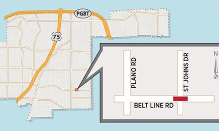 Cable Work May Close Two Lanes Near Belt Line/St. Johns