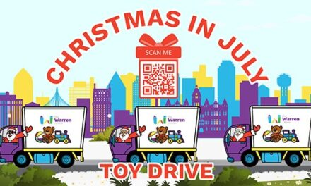 """Warren Center Hosts """"Christmas in July"""" Toy Drive"""
