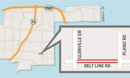 Lane Closures Expected on Belt Line near Plano Road