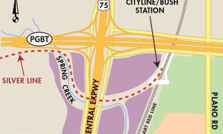 Construction Begins on US 75 Silver Line Bridge