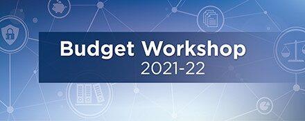City Council Budget Workshop Set for July 26-27