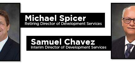 City's Director of Development Services Retires; Interim Director Named