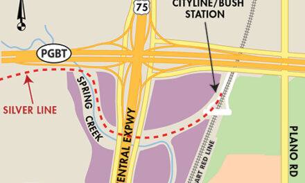 Spring Creek Trail near US 75 to Close at Various Times for Silver Line Work