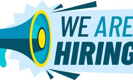 City Hiring for a Range of Job Roles