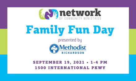 Network Family Fun Day Sept. 19