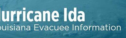 Assistance Offered to Hurricane Evacuees, Information Hotlines Established