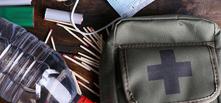 September is National Preparedness Month; Time to Make a Plan, Build a Kit
