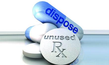Drug Take Back Oct. 23 Helps Keep Waterways Clean, Combats Drug Abuse