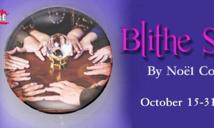 """Richardson Theatre Centre's """"Blithe Spirit"""" Opens Oct. 15"""
