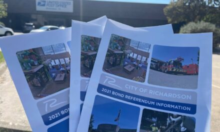 2021 Bond Information Booklet Hits Mailboxes This Week