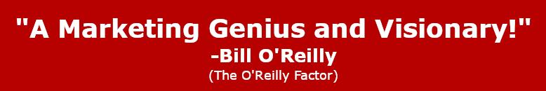 John Tantillo - Bill O'Reilly Review Image