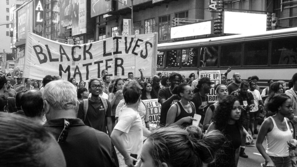 Black Lives Matter - Protests June, 2020