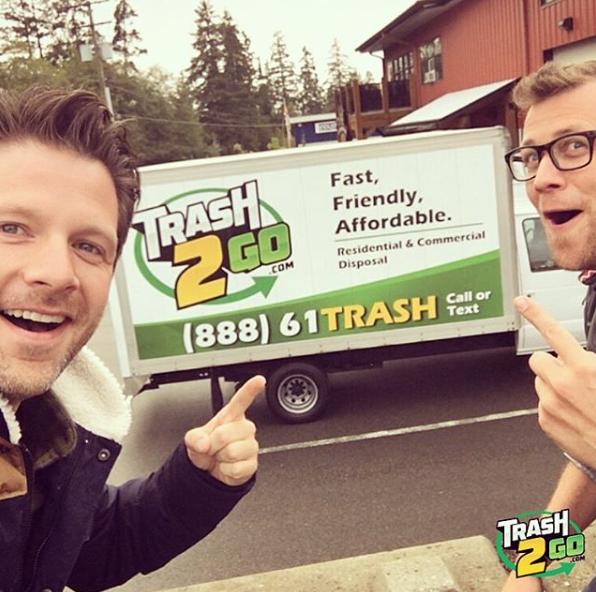 junk removal nanaimo vancouver island trash garbage pickup