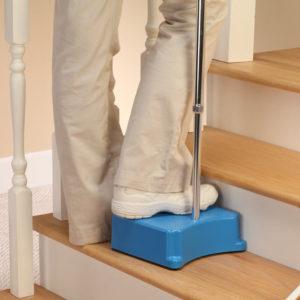 EZ-Step stair climbing cane