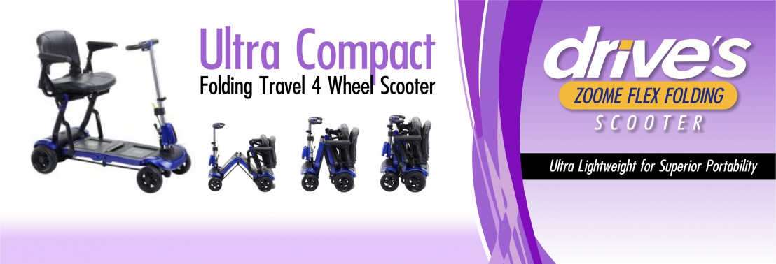JPEG SIDNEY SCOOTERS – ULTRA COMPACT FOLDING TRAVEL 4 WHEEL SCOOTER IMAGE SLIDER