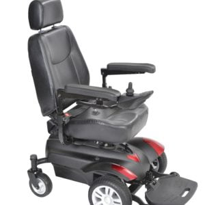 Drive Titan X16 Power Front Wheel Wheelchair