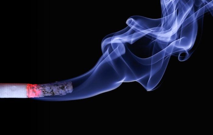 Enfermedad de encías por el tabaco
