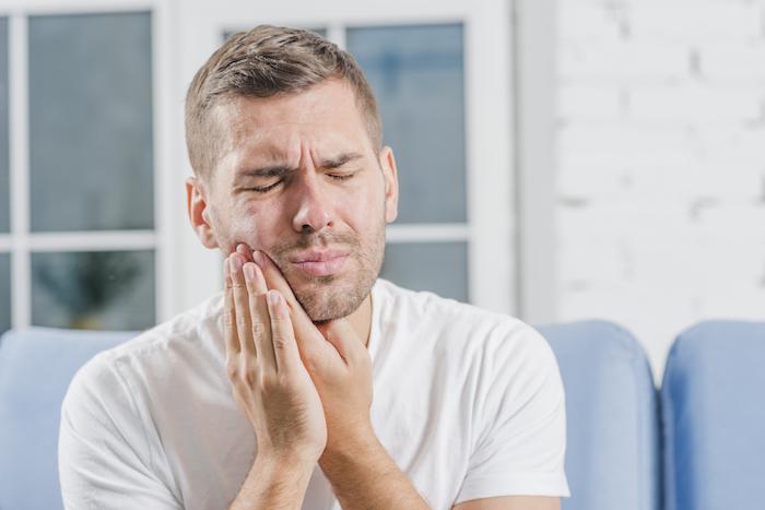 Dolor por limpieza dental
