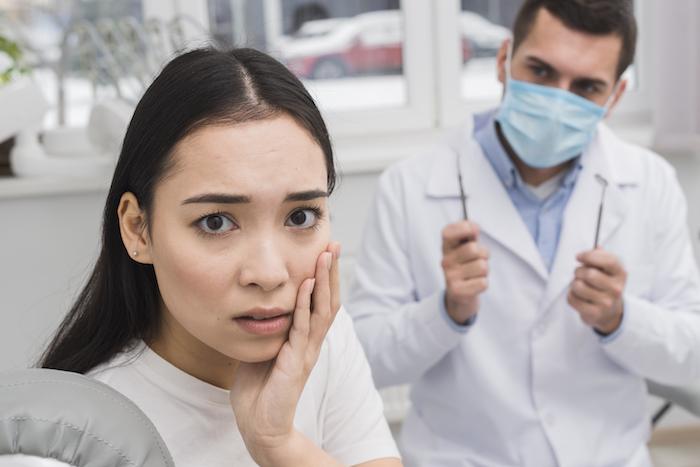 siete señales que sufres periodontitis