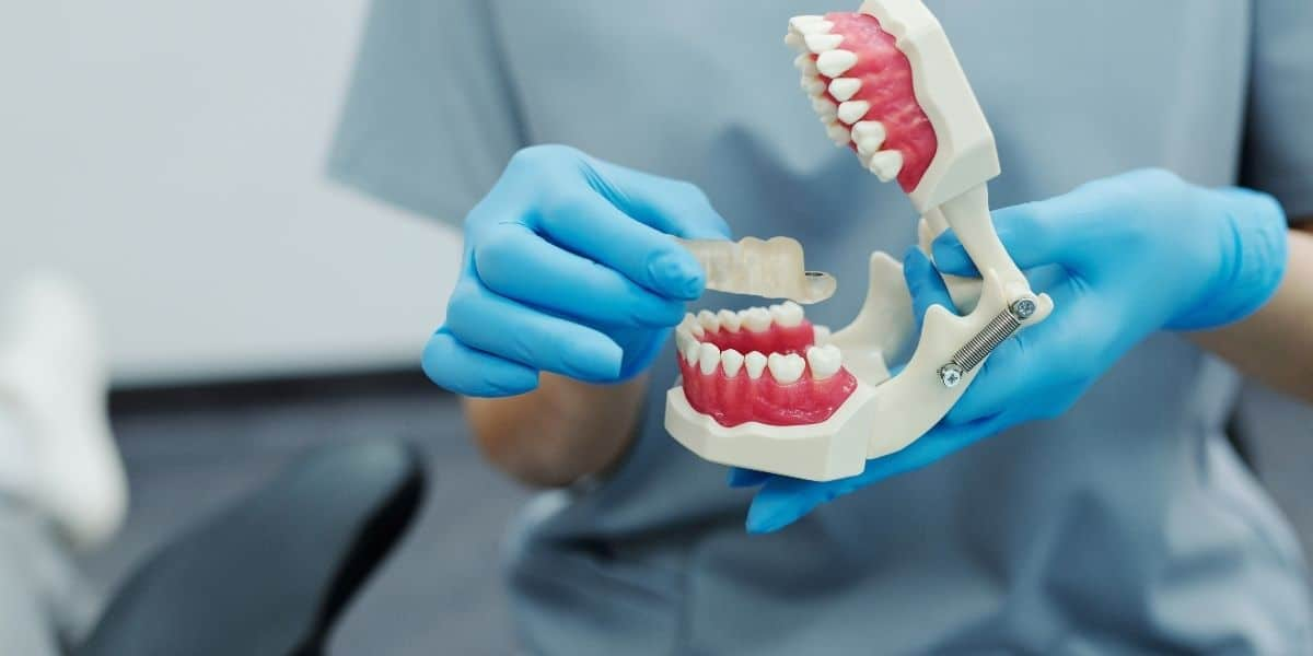 La ortodoncia es recomendada para la macrodoncia