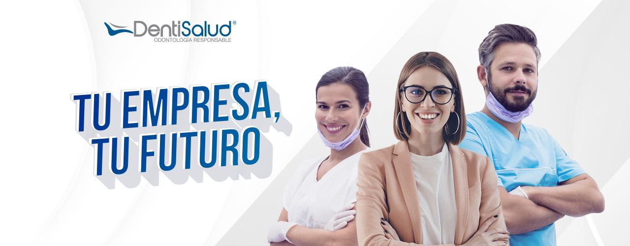 Trabaja Con Nosotros - DentiSalud