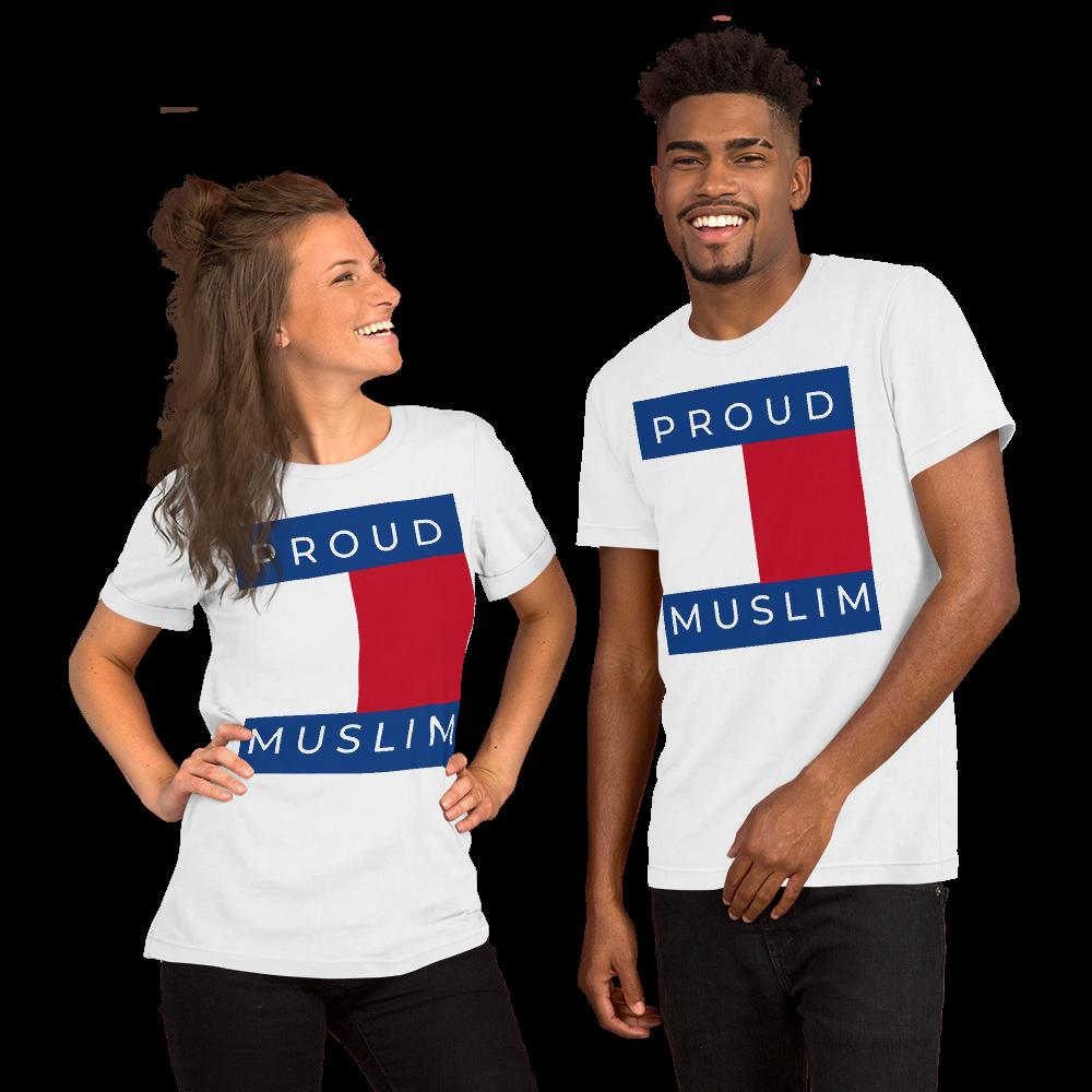 Proud Muslim Designer T-Shirt