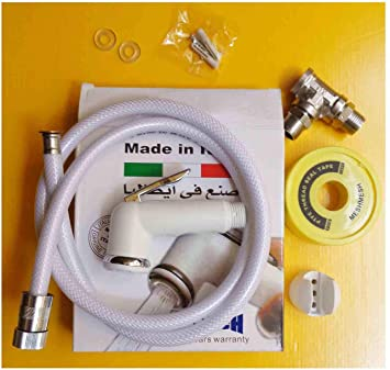 Hand Held Bidet (Muslim Shower)