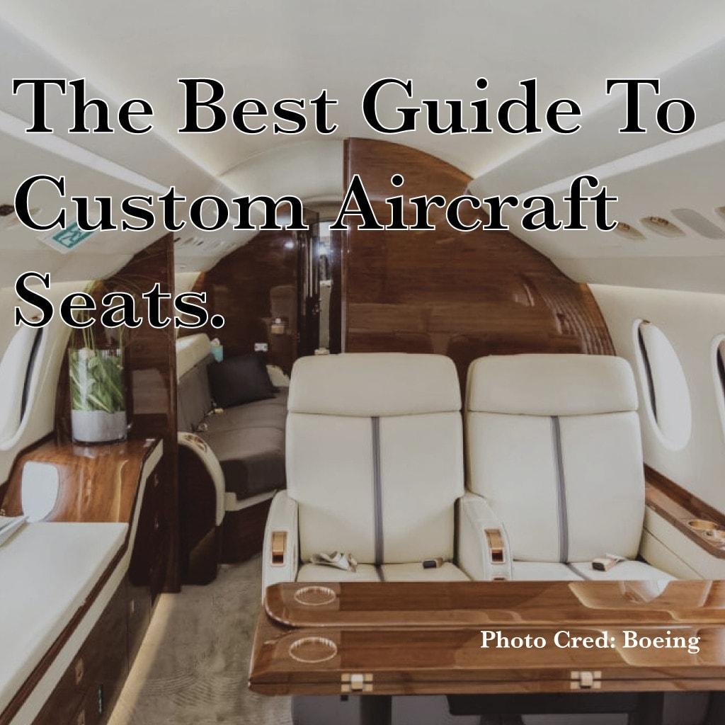 AMI Thumbnail For Custom Aircraft Seat