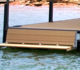 Water Bench for docks