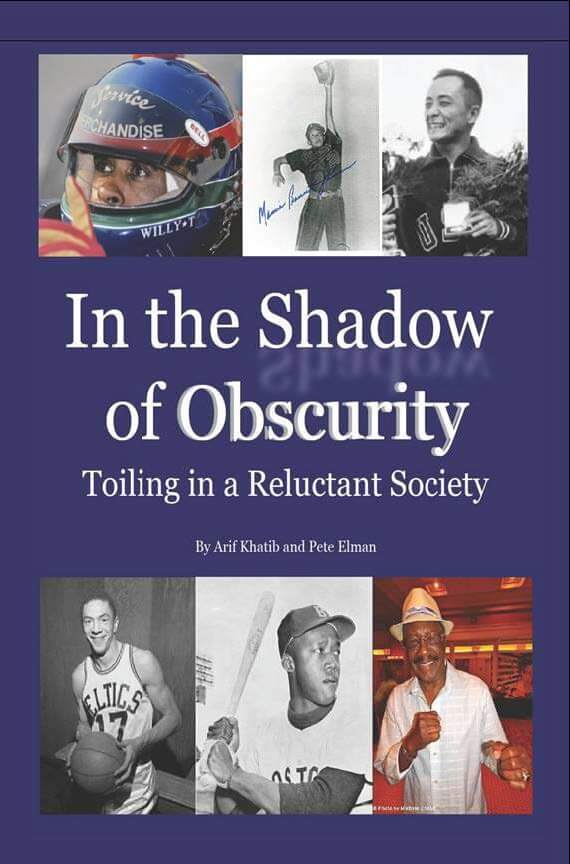 Book cover: Toiling In The Shadow of Obscurity
