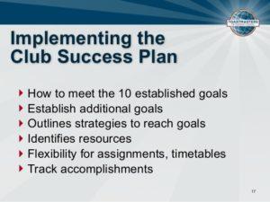 TM Club Success Plan