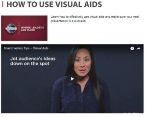 Video- visual aids