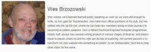 Wes Brzozowski FTH