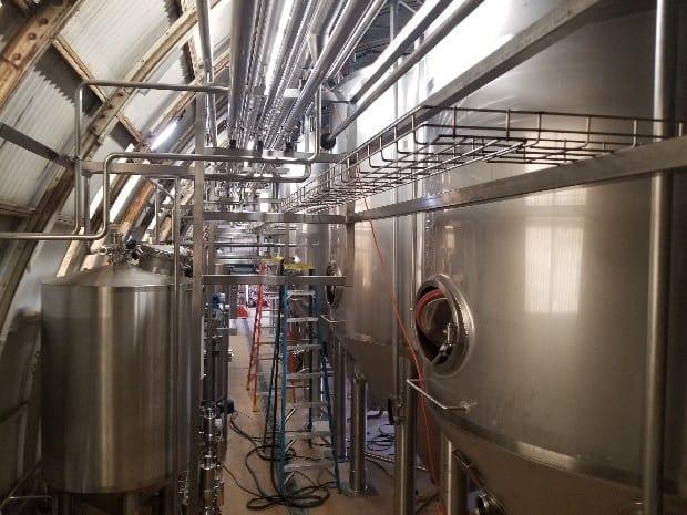 Customer Transmission Brewing, Ventura, CA