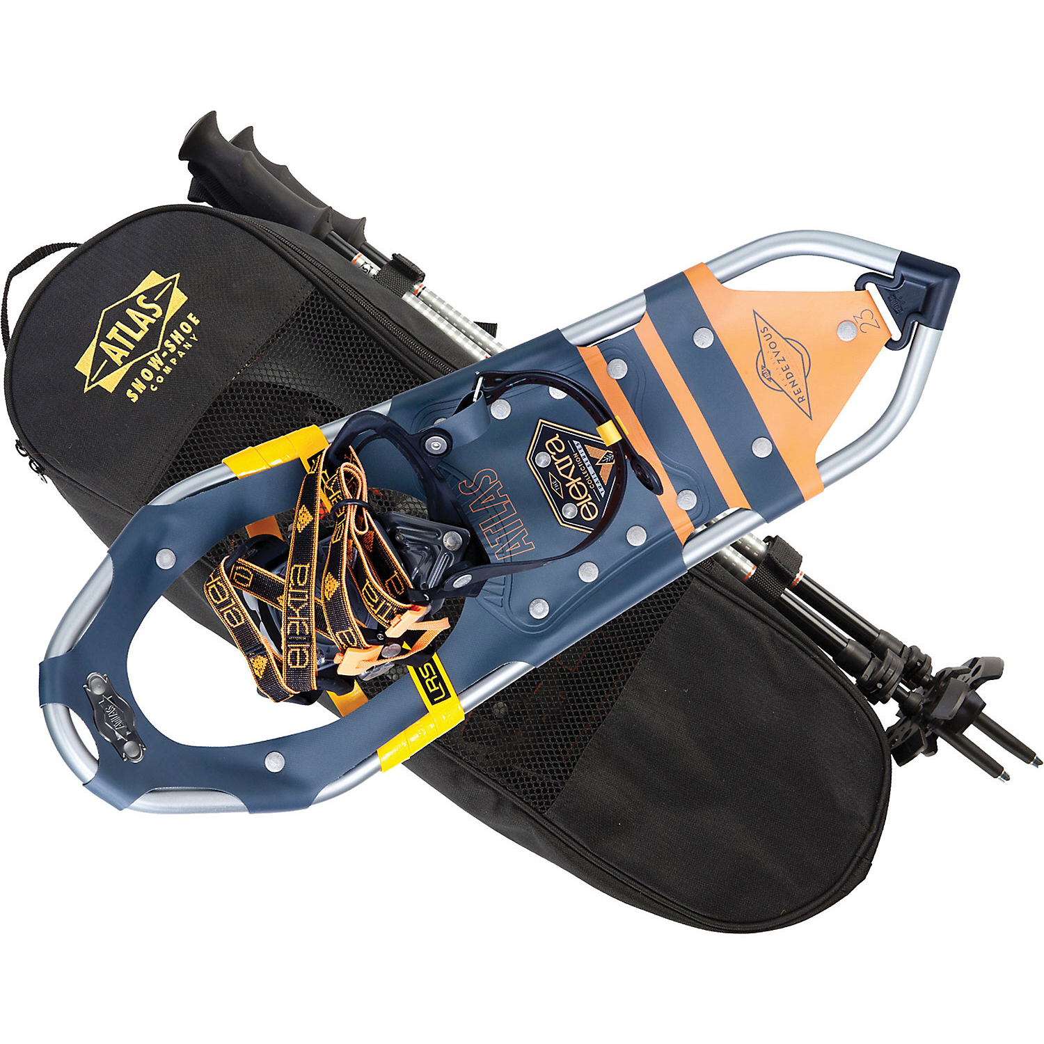 Demo Snowshoe Atlas Rendezvous Kit Image
