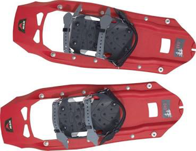 Demo Snowshoe MSR Evo 22 Red Image