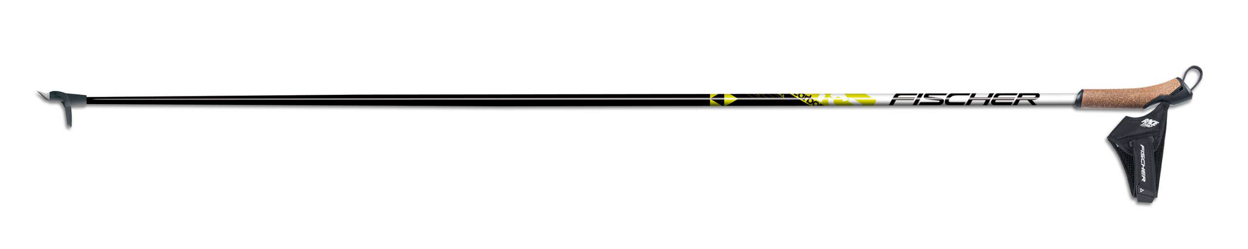 Demo Cross Country Ski Pole Fischer RC3 Carbon Image