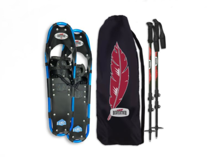 Demo Snowshoe Redfeather Hike Kit Image