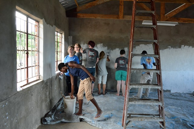 Determined to Develop builds a new nursery school 1
