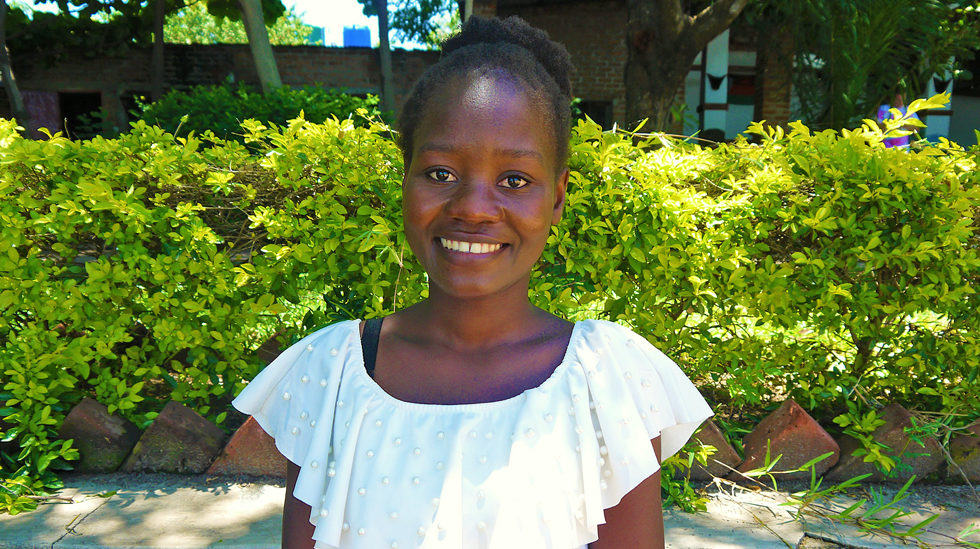 Determined to Develop Malawi Sponsored Student to Graduate