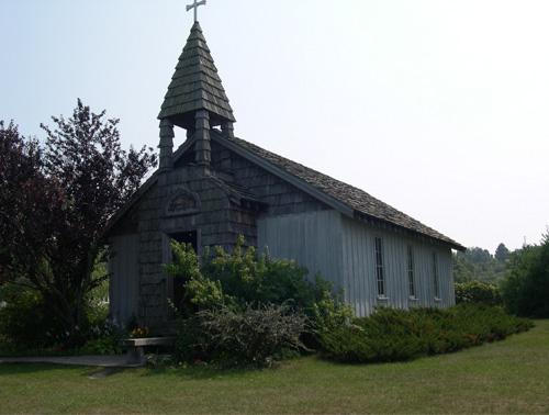 White Pine Chapel