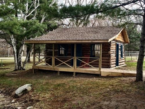 Hamlin Lake Cabin