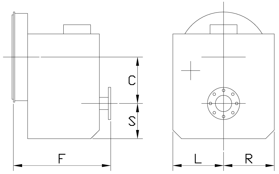 Vertical Offset Dimensions