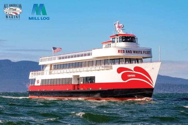 Enhydra Electric Passenger Excursion Vessel